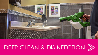 RHS DEEP CLEAN & DISINFECTION